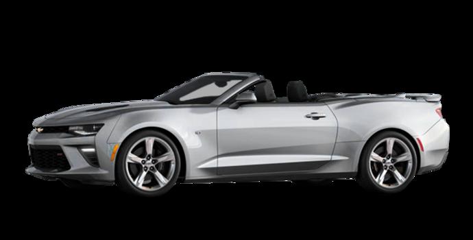 2016 Chevrolet Camaro convertible 2SS | Photo 4 | Silver Ice Metallic