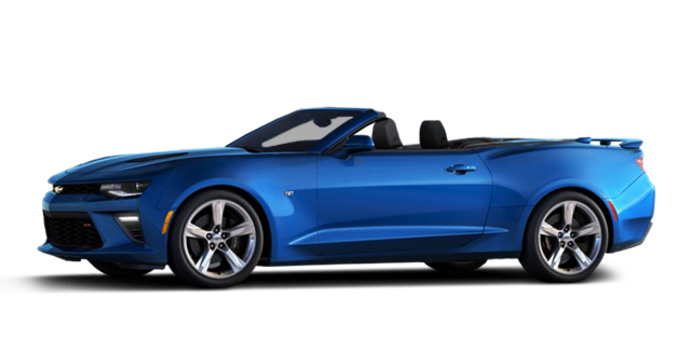 2016 Chevrolet Camaro convertible 2SS | Photo 4 | Hyper Blue Metallic