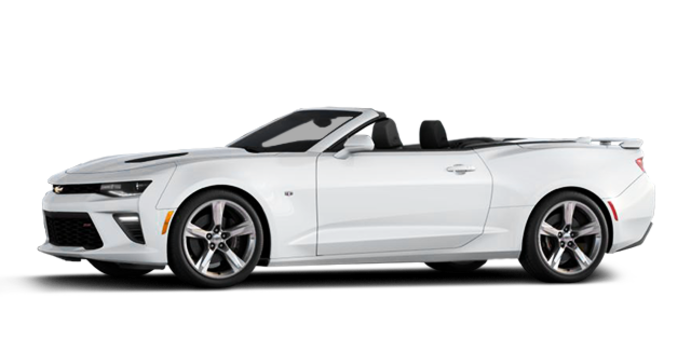 2016 Chevrolet Camaro convertible 2SS | Photo 4 | Summit White