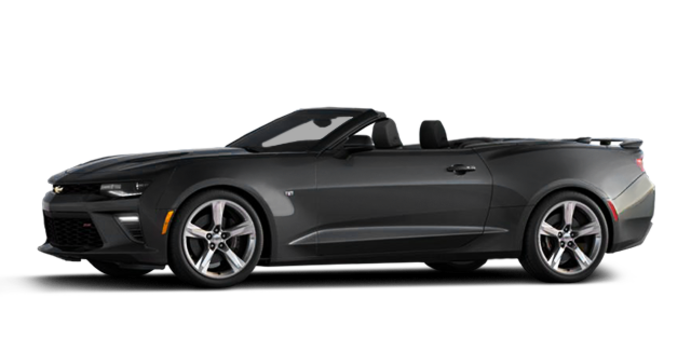 2016 Chevrolet Camaro convertible 2SS | Photo 4 | Nightfall Grey Metallic