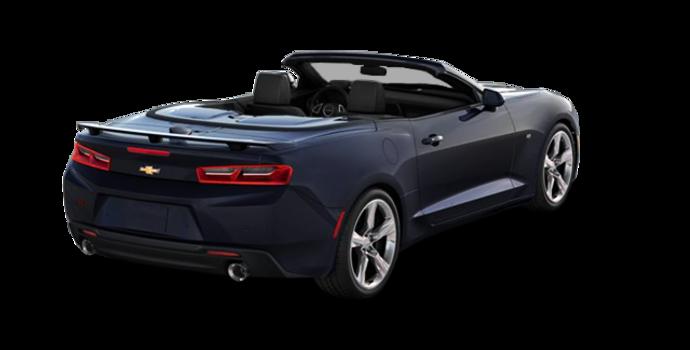 2016 Chevrolet Camaro convertible 2SS | Photo 5 | Blue Velvet Metallic