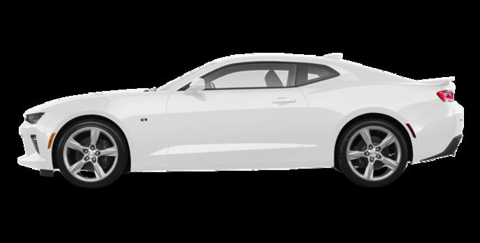 2016 Chevrolet Camaro coupe 1SS | Photo 4 | Summit White