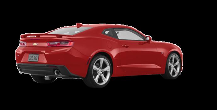 2016 Chevrolet Camaro coupe 1SS | Photo 5 | Garnet Red