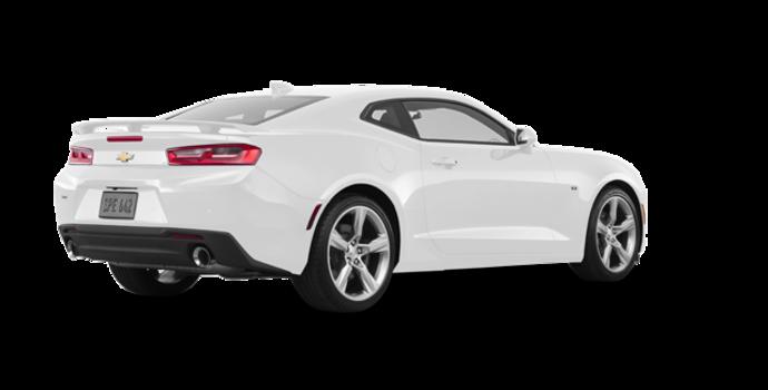 2016 Chevrolet Camaro coupe 1SS | Photo 5 | Summit White