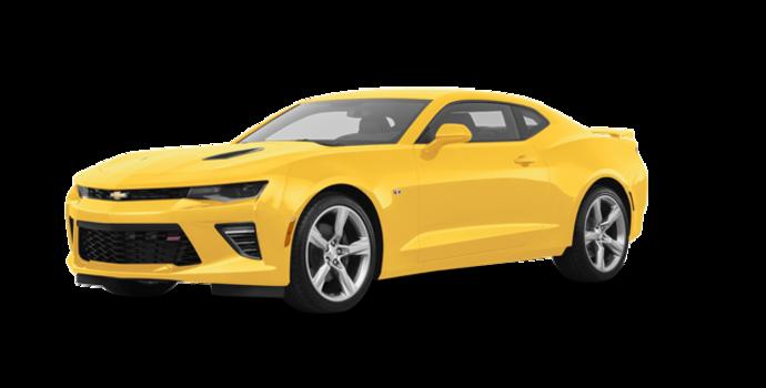 2016 Chevrolet Camaro coupe 1SS | Photo 6 | Bright Yellow