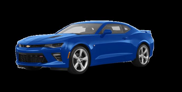 2016 Chevrolet Camaro coupe 1SS | Photo 6 | Hyper Blue Metallic