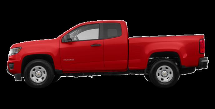 2016 Chevrolet Colorado WT | Photo 4 | Red Hot