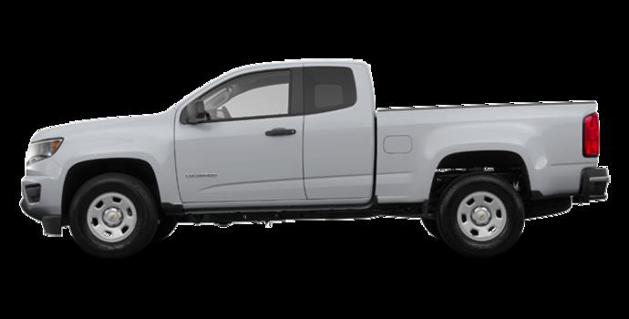 2016 Chevrolet Colorado WT | Photo 4 | Silver Ice Metallic