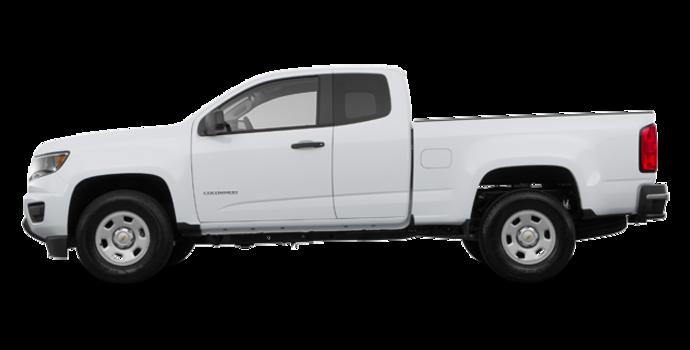 2016 Chevrolet Colorado WT | Photo 4 | Summit White