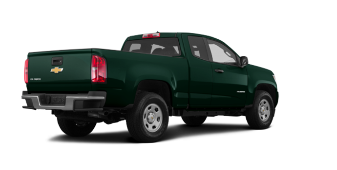 2016 Chevrolet Colorado WT | Photo 5 | Rainforest Green Metallic