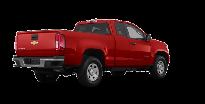 2016 Chevrolet Colorado WT | Photo 5 | Red Rock Metallic