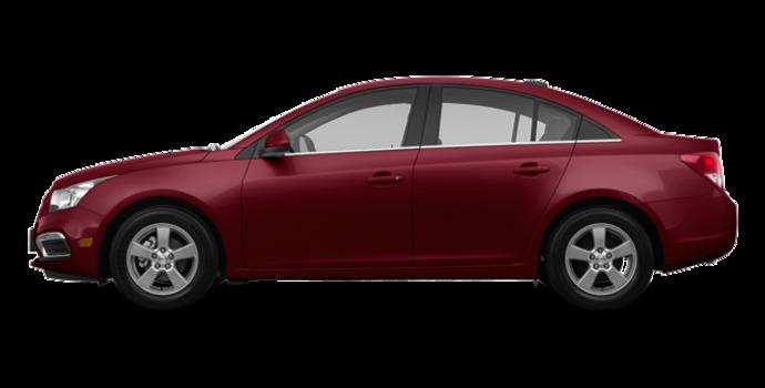 2016 Chevrolet Cruze Limited 1LT | Photo 4 | Siren Red