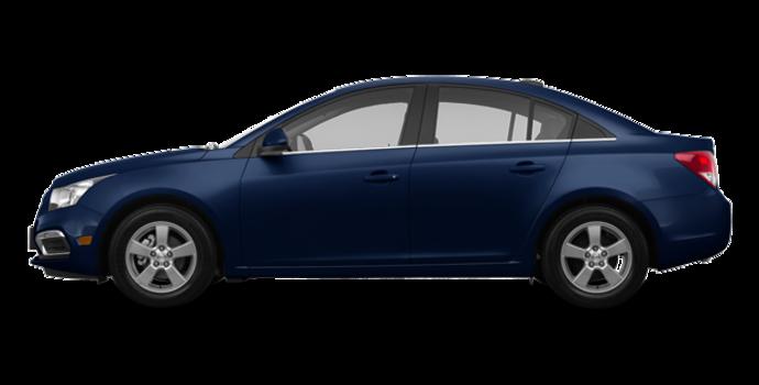 2016 Chevrolet Cruze Limited 1LT | Photo 4 | Blue Ray Metallic