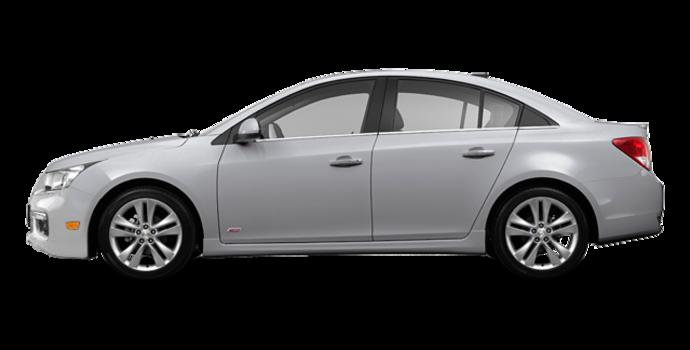 2016 Chevrolet Cruze Limited LTZ   Photo 4   Silver Ice Metallic