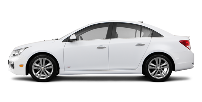 2016 Chevrolet Cruze Limited LTZ   Photo 4   Summit White.