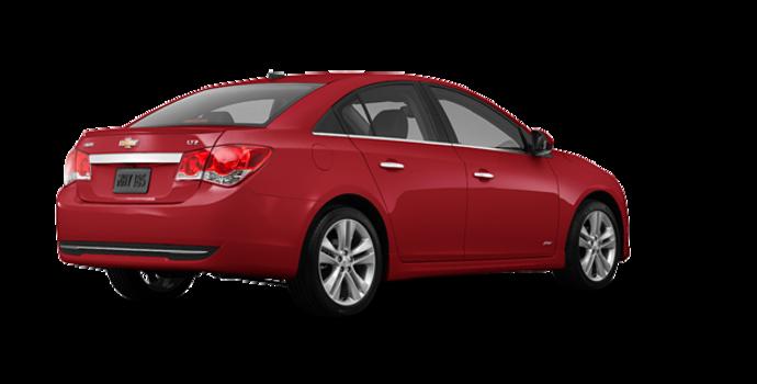 2016 Chevrolet Cruze Limited LTZ   Photo 5   Siren Red