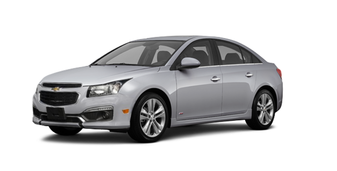 2016 Chevrolet Cruze Limited LTZ   Photo 6   Silver Ice Metallic