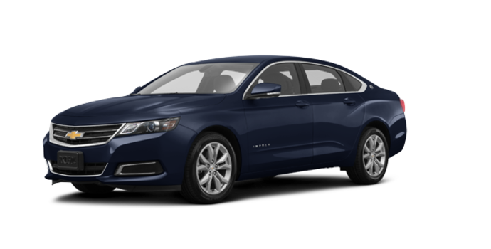 2016 Chevrolet Impala 2LT | Photo 6 | Blue Velvet Metallic