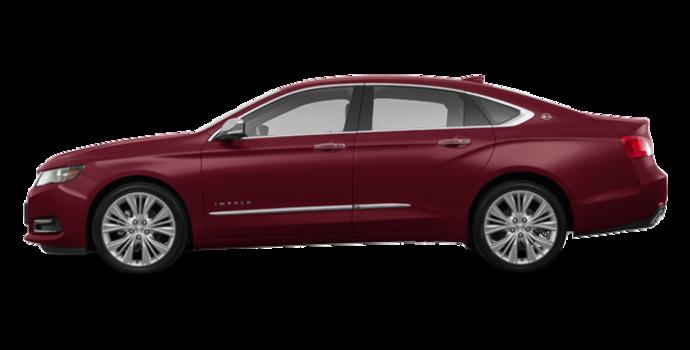 2016 Chevrolet Impala LTZ | Photo 4 | Siren Red