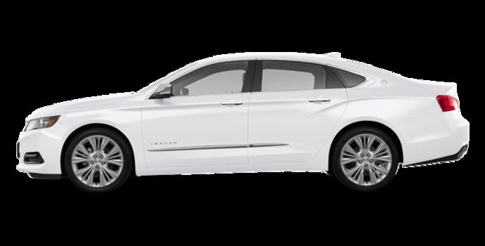 2016 Chevrolet Impala LTZ | Photo 4 | Iridescent Pearl
