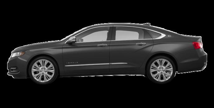 2016 Chevrolet Impala LTZ | Photo 4 | Heather Grey Metallic