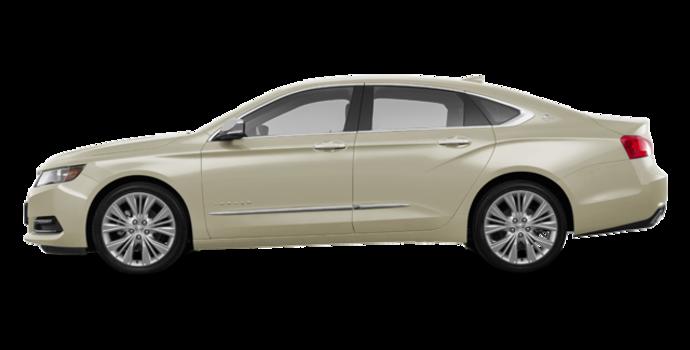 2016 Chevrolet Impala LTZ | Photo 4 | Citron Green Metallic