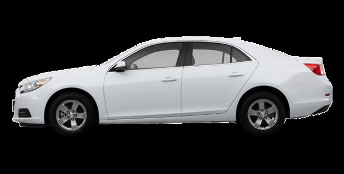 2016 Chevrolet Malibu Limited LS | Photo 4 | Summit White