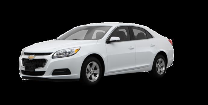 2016 Chevrolet Malibu Limited LS | Photo 6 | Summit White