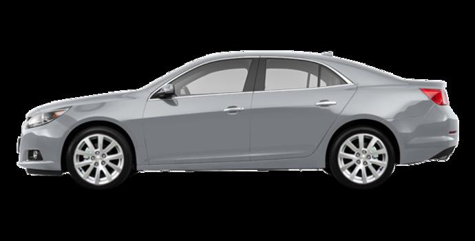 2016 Chevrolet Malibu Limited LTZ | Photo 4 | Silver Ice Metallic