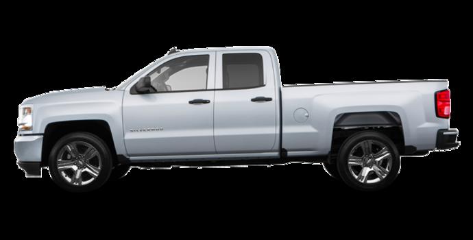 2016 Chevrolet Silverado 1500 CUSTOM | Photo 4 | Silver Ice Metallic