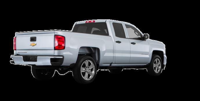 2016 Chevrolet Silverado 1500 CUSTOM | Photo 5 | Silver Ice Metallic