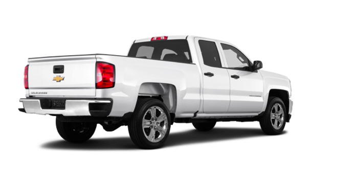 2016 Chevrolet Silverado 1500 CUSTOM | Photo 5 | Summit White