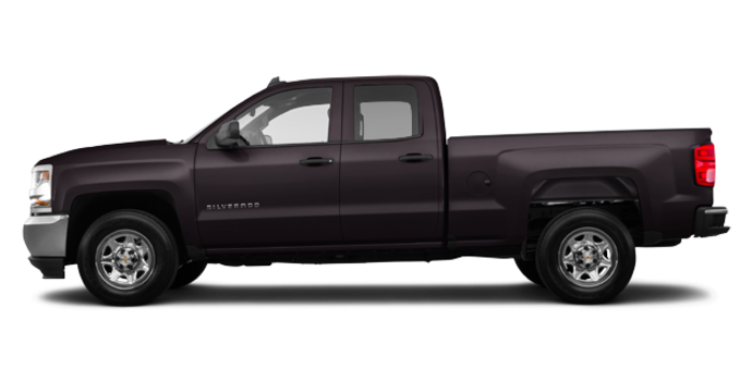 2016 Chevrolet Silverado 1500 LS | Photo 4 | Tungsten Metallic