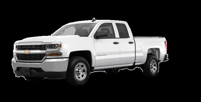 2016 Chevrolet Silverado 1500 LS | Photo 6 | Summit White