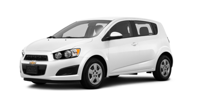 2016 Chevrolet Sonic Hatchback LS   Photo 6   Summit White