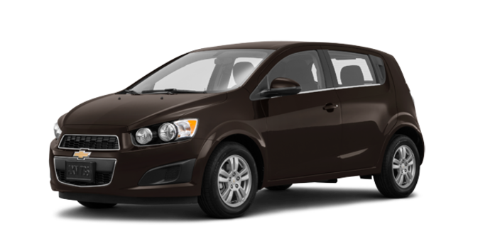 2016 Chevrolet Sonic Hatchback LT   Photo 6   Mocha Bronze Metallic