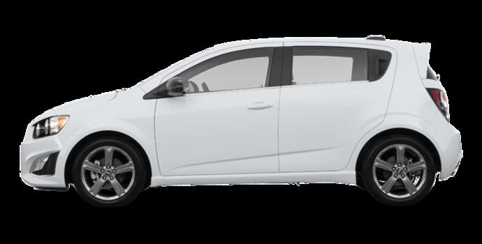 2016 Chevrolet Sonic Hatchback RS | Photo 4 | Summit White