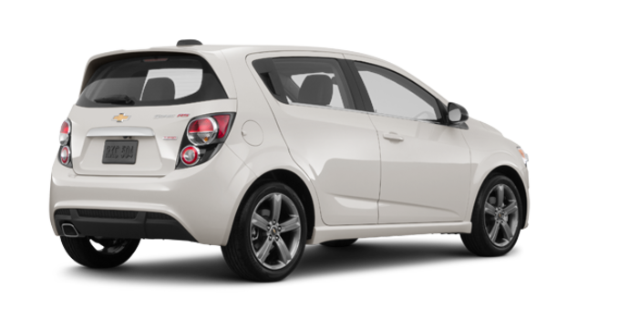 2016 Chevrolet Sonic Hatchback RS | Photo 5 | White Diamond