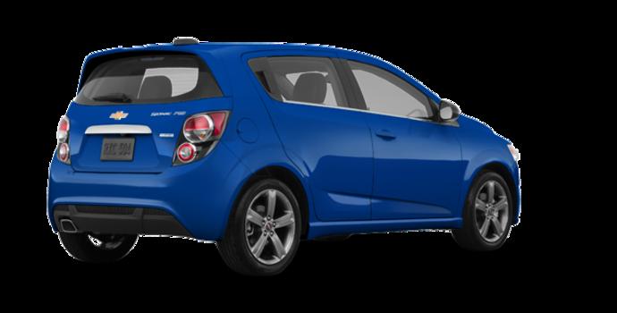 2016 Chevrolet Sonic Hatchback RS | Photo 5 | Kinetic Blue Metallic