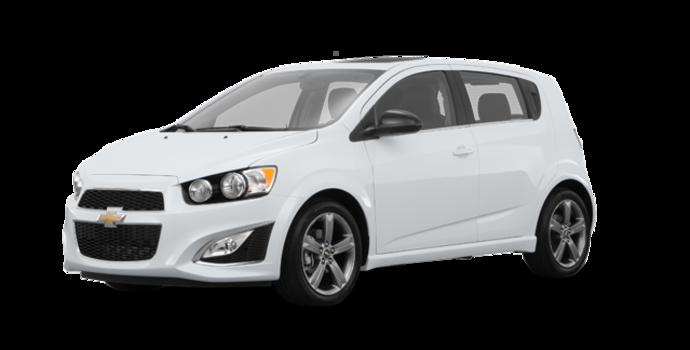2016 Chevrolet Sonic Hatchback RS | Photo 6 | Summit White