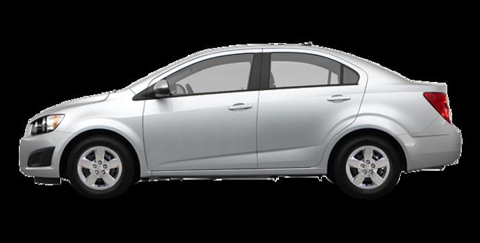 2016 Chevrolet Sonic LS | Photo 4 | Silver Ice Metallic