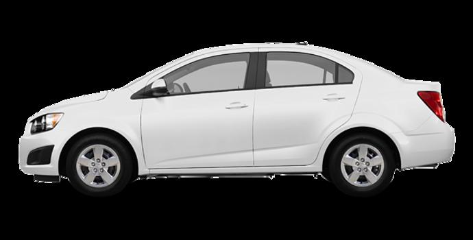 2016 Chevrolet Sonic LS | Photo 4 | Summit White