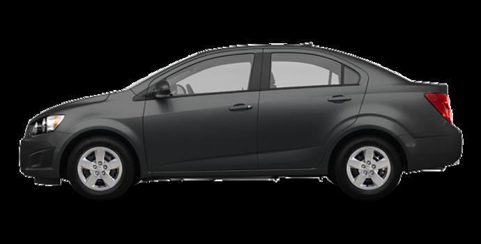 2016 Chevrolet Sonic LS | Photo 4 | Nightfall Grey Metallic