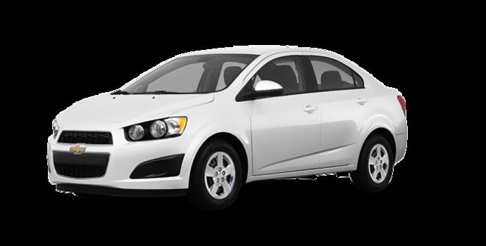 2016 Chevrolet Sonic LS | Photo 6 | Summit White
