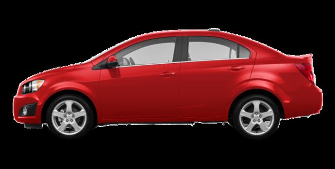 2016 Chevrolet Sonic LT | Photo 4 | Red Hot