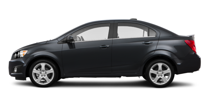 2016 Chevrolet Sonic LT | Photo 4 | Nightfall Grey Metallic