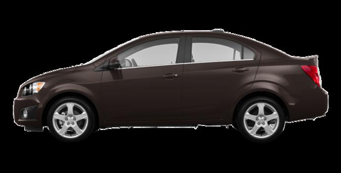 2016 Chevrolet Sonic LT | Photo 4 | Mocha Bronze Metallic
