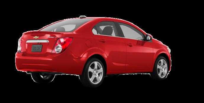 2016 Chevrolet Sonic LT | Photo 5 | Red Hot