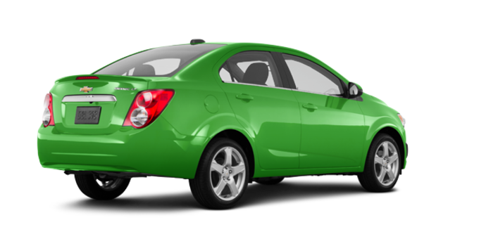 2016 Chevrolet Sonic LT | Photo 5 | Dragon Green Metallic