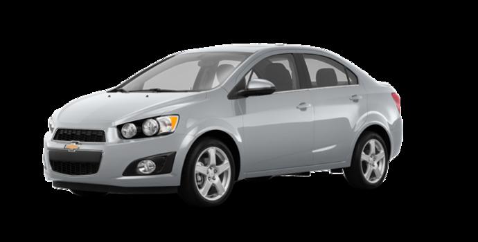 2016 Chevrolet Sonic LT | Photo 6 | Silver Ice Metallic